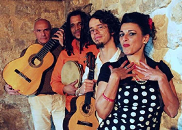 Musiques En Terrasse : Pingo De Choro � Paris 13�me