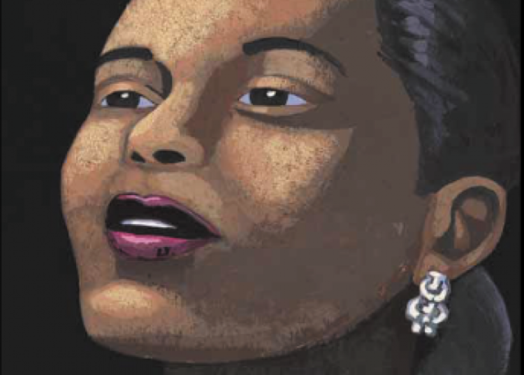 Bd Sessions Concert Dessin�, F�te Billie Holiday � Paris 1er