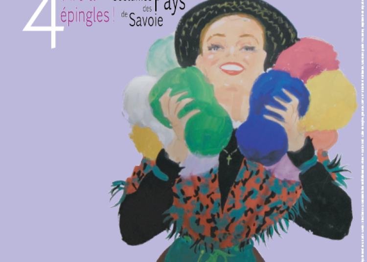 Tir� � 4 �pingles ! Costumes des pays de Savoie � Yvoire