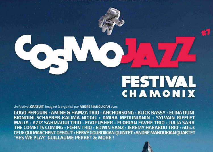Cosmojazz Festival 2016