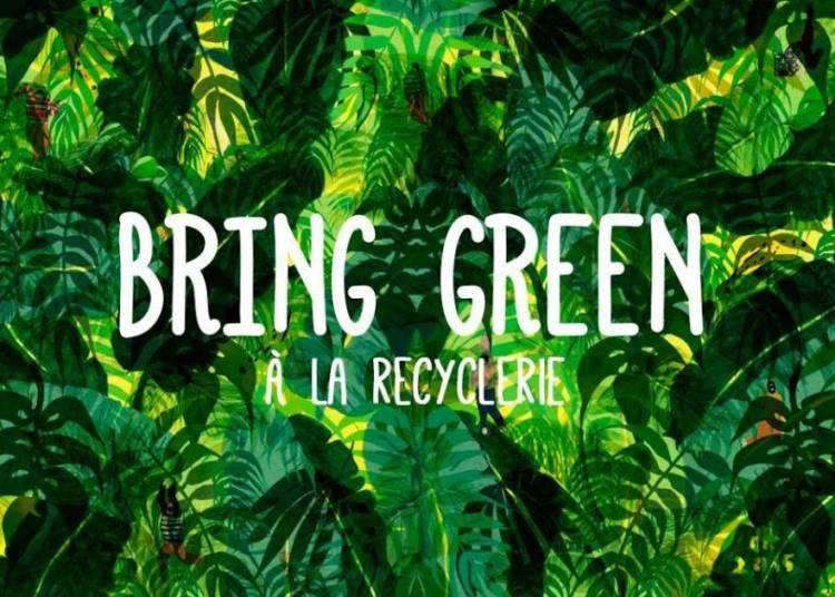 Bring Green #1 � Paris 18�me