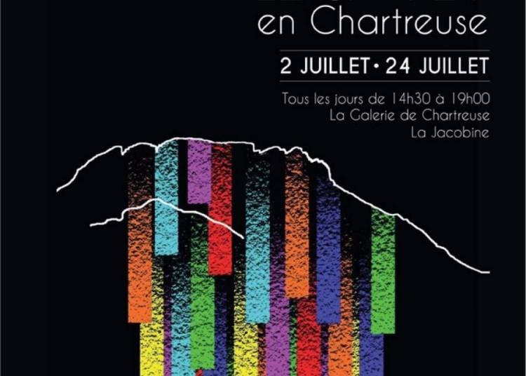 28 �me Salon de peinture du Sappey en Chartreuse � Le Sappey en Chartreuse