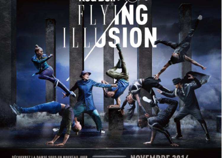 Red Bull Flying Illusion � Paris 19�me