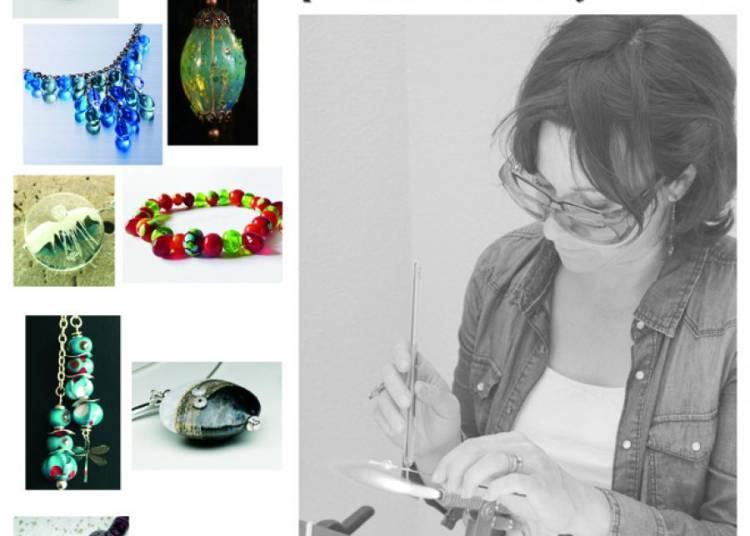 Exposition Perliers d'Art de France � Villefranche de Rouergue
