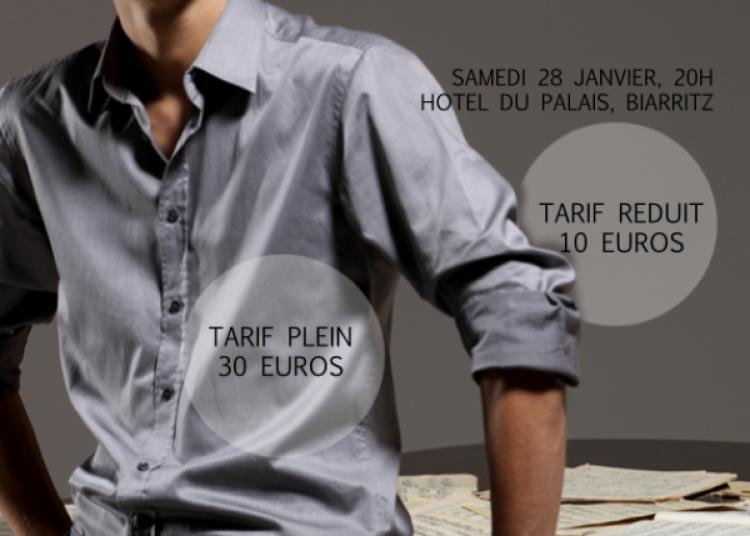 Vestard Shimkus � Biarritz