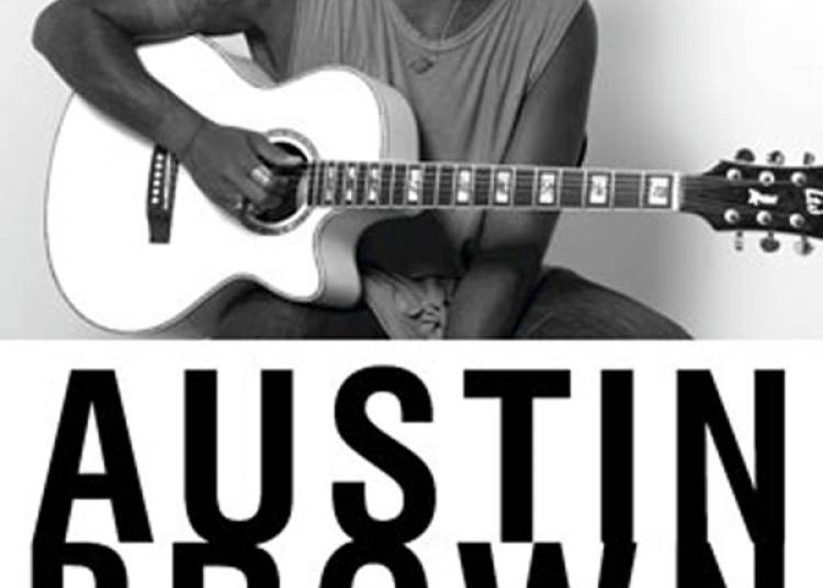 Austin Brown � Paris 5�me