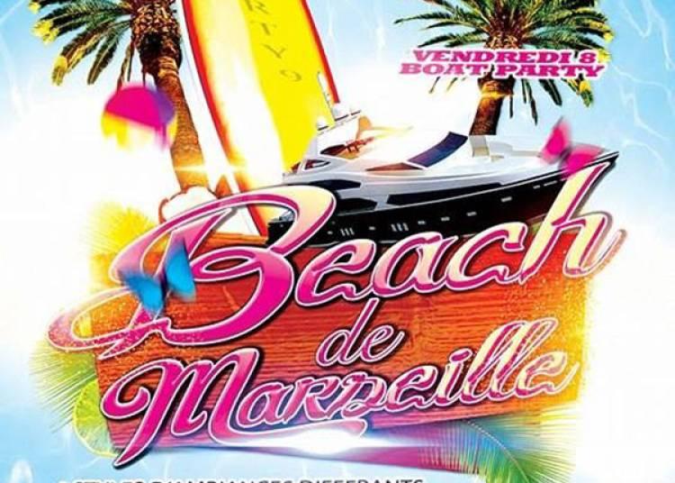 Beach De Marseille