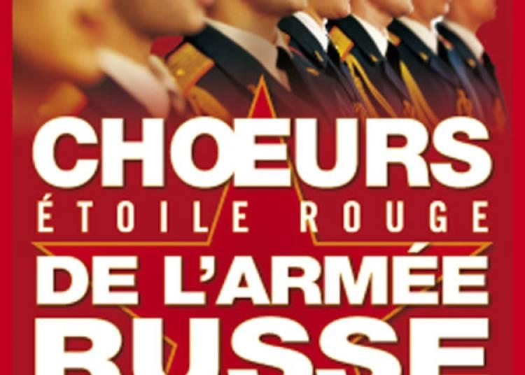 Choeurs Armee Russe Etoile Rouge � Marseille