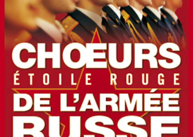 Choeurs Arm�e Russe Etoile Rouge � Arles