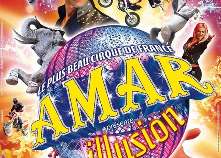 Cirque Amar - Illusion 2016 � Rouen