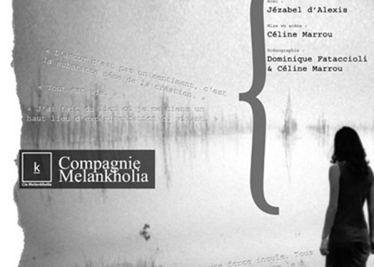 Derniers Fragments D'un Long Voyage � Paris 14�me
