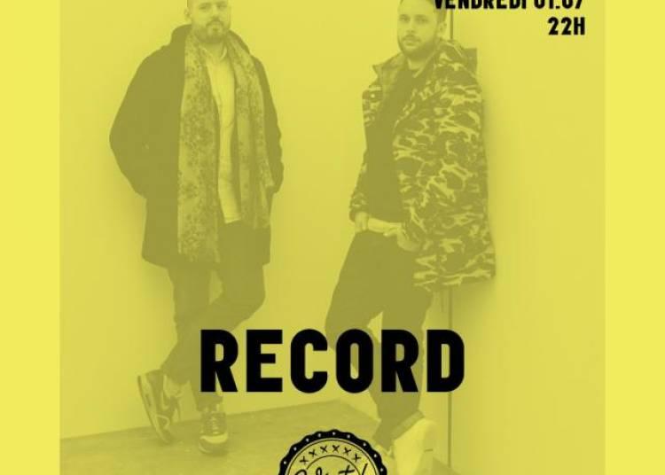 Dj Set Record � Paris 19�me