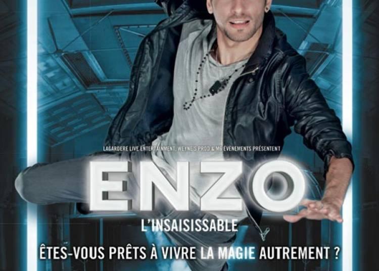 Enzo - L'insaisissable � Dijon