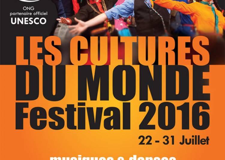 Festival Les Cultures Du Monde 2016 � Gannat