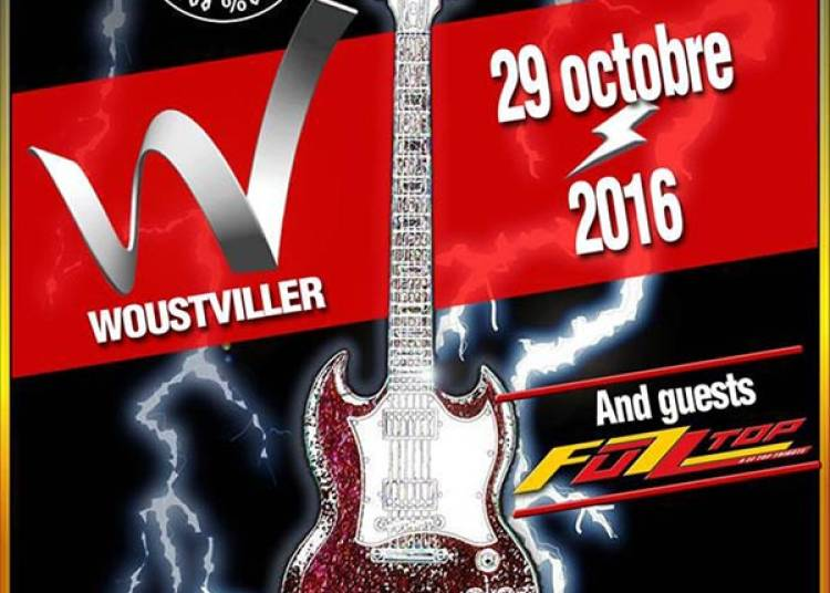 High Voltage - Tribute To Ac/dc � Woustviller