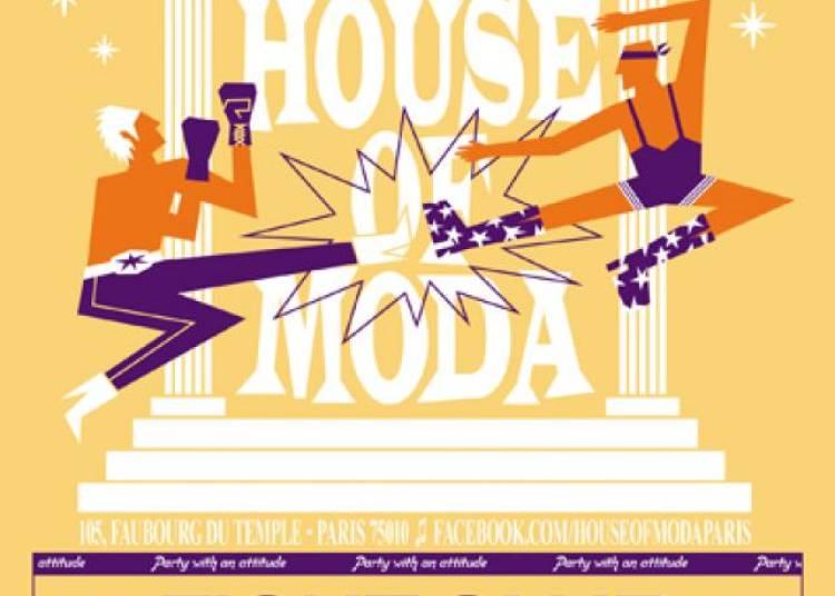 House Of Moda Fight Club � Paris 10�me