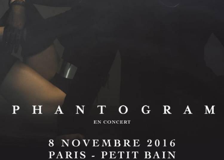 Phantogram et Guest � Paris 13�me