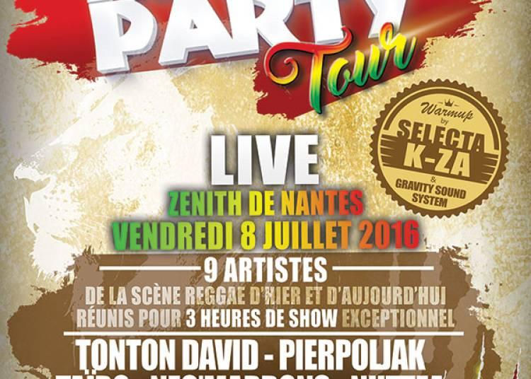 Reggae Party Tour � Nantes