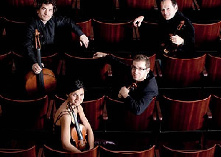 Quatuor Belcea � Paris 8�me