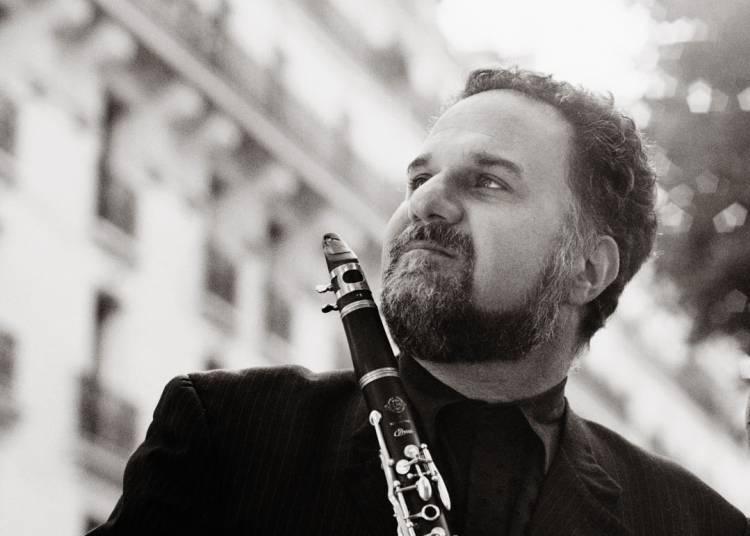 Orchestre Lamoureux -david Krakauer � Paris 8�me