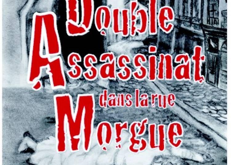 Double assassinat dans la rue Morgue � Paris 19�me