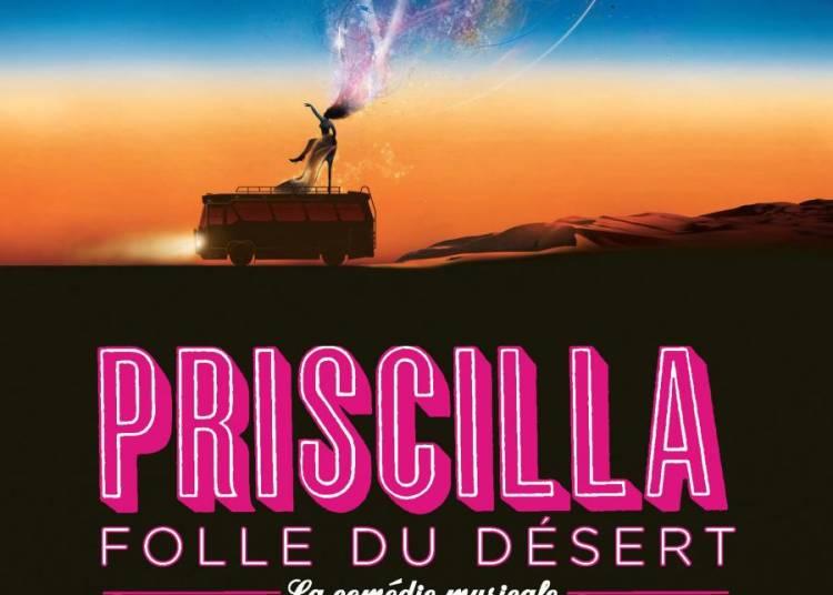 Priscilla Folle du D�sert � Amiens