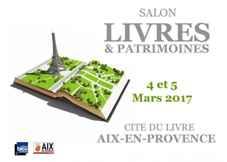 Salon Livres & Patrimoines � Aix en Provence