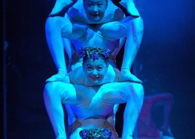 Cirque National De Hong-kong � Sanary sur Mer