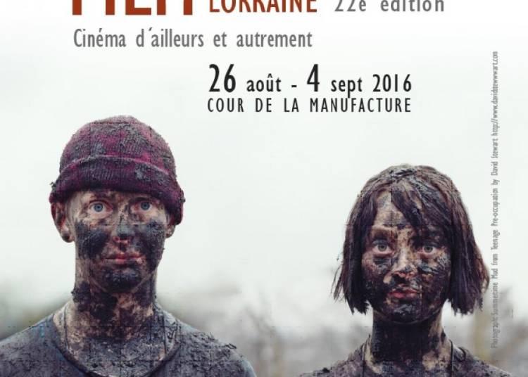 Festival International du Film Nancy-lorraine 2016