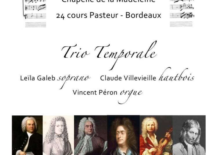 De Londres � Venise, voyage d'une soprano � Bordeaux
