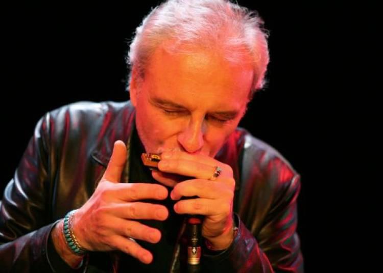 Jean-jacques Milteau Honky Tonk Blues Tribute To Hank Williams � Paris 14�me