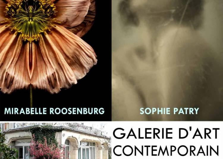 Sophie Patry et Mirabelle Roosenburg � Auvers sur Oise