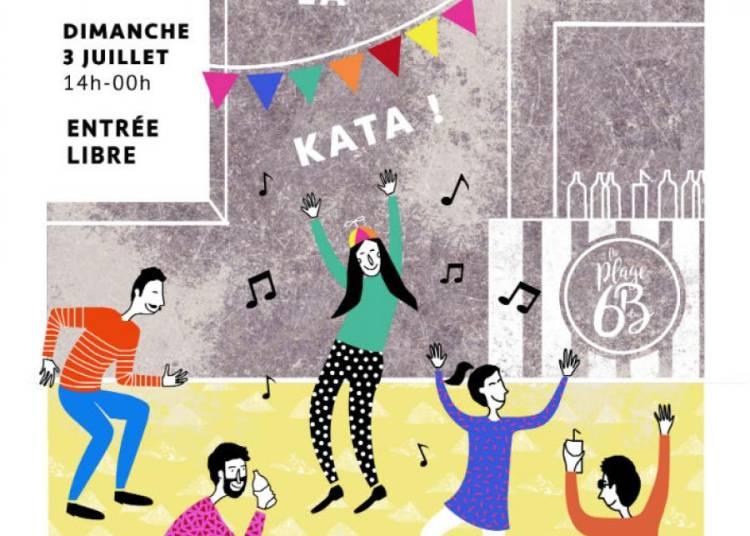 Troizi�me Week-end � La Plage du 6b : Olala c'est la Kata ! � Saint Denis