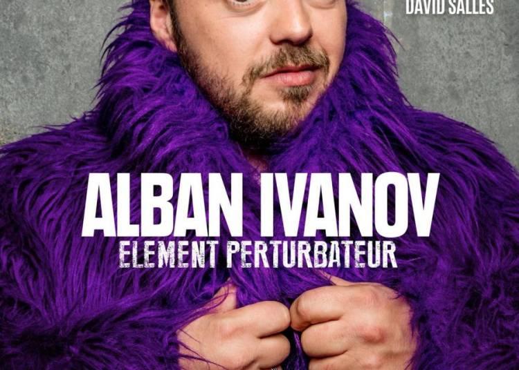 Alban Ivanov - El�ment Perturbateur � Toulon