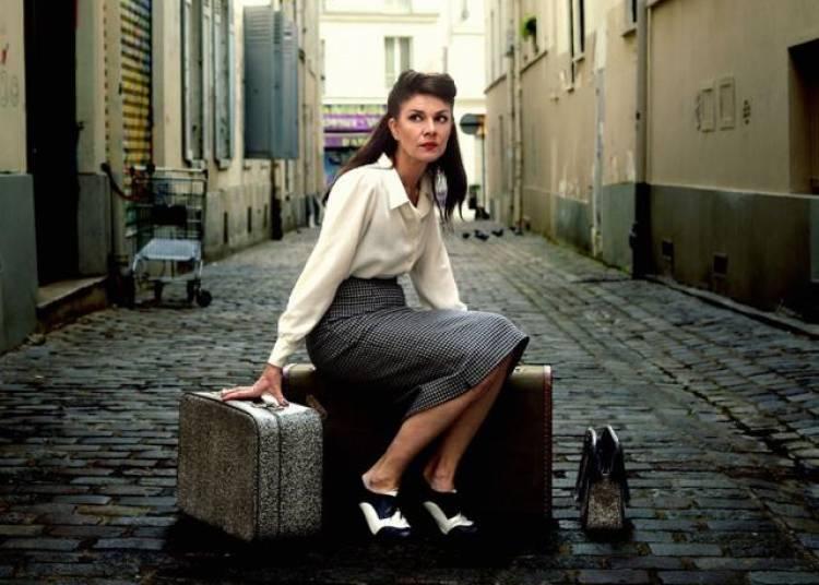Lucy Dixon � Paris 1er