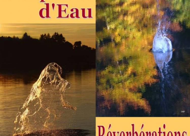 Sculptures d'Eau et R�verb�rations � Clermont Ferrand