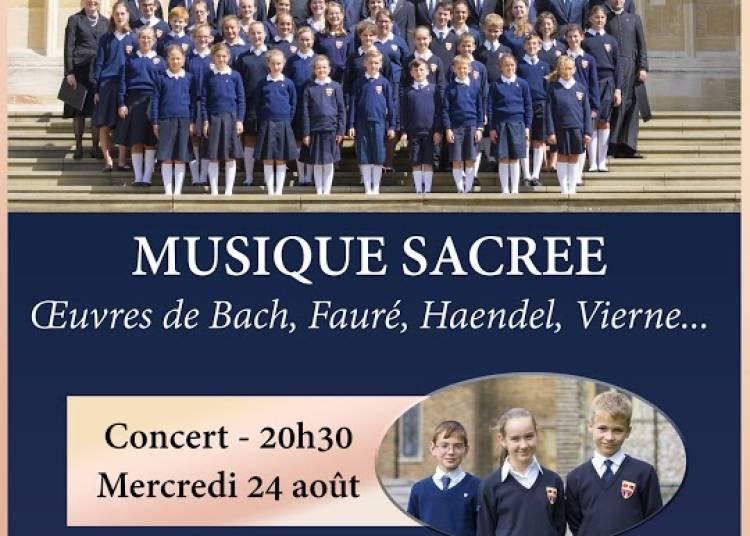 Concert de Musique Sacr�e � Grenoble