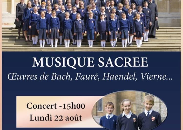 Concert de Musique Sacr�e � Lyon