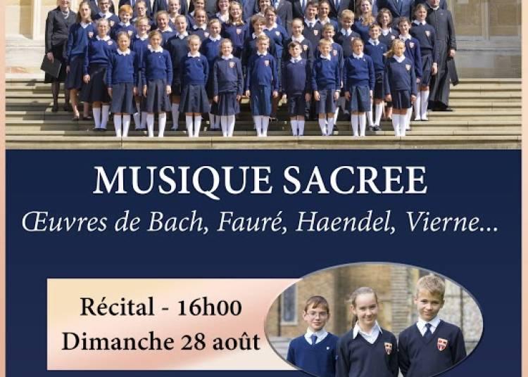 Concert de Musique Sacr�e � Moirans