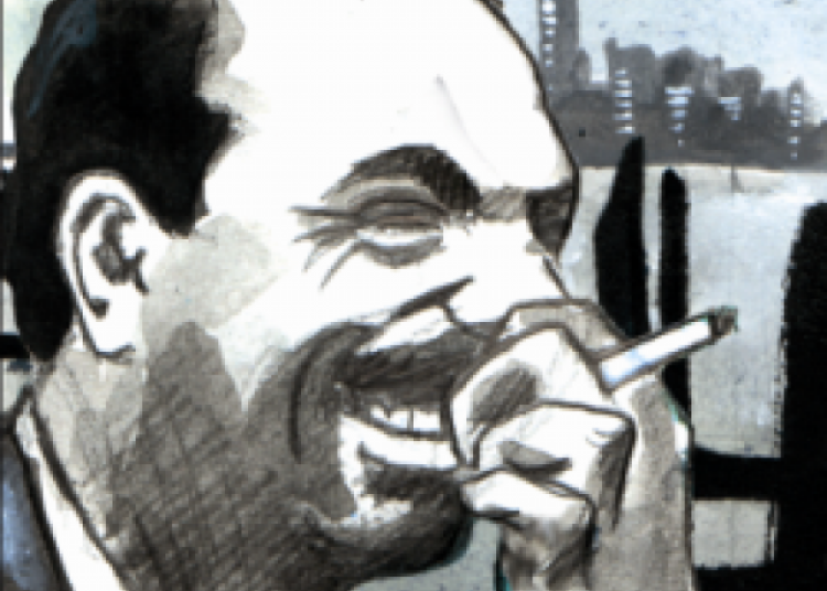 Concert Dessin� F�te Django Reinhardt � Paris 1er