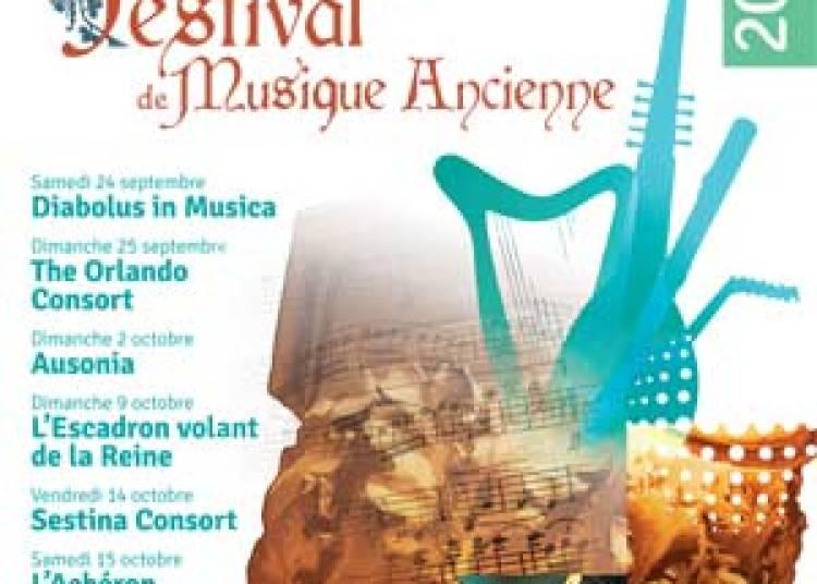 Festival Musique Ancienne Ribeauville 2016