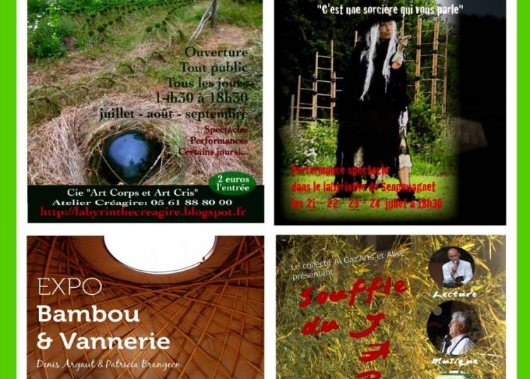 Les dessous du labyrinthe � Sengouagnet