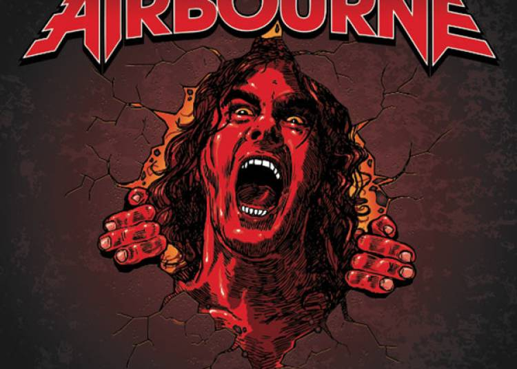 Airbourne � Lille