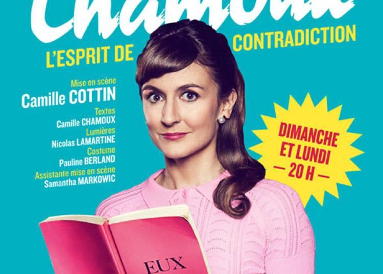 Camille Chamoux � Paris 10�me