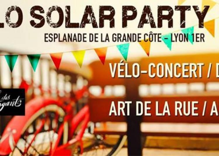 Cyclo Solar Party 2016