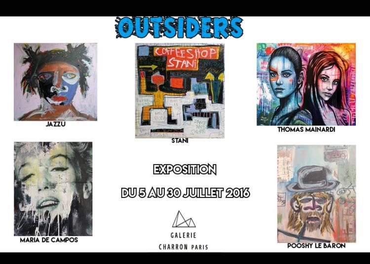 Outsiders � Paris 3�me