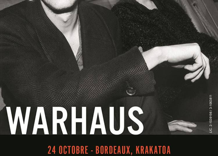 Warhaus � Lille