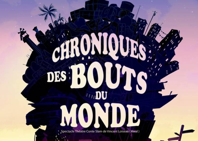 Chroniques des Bouts du Monde / Lancement de la saison culturelle 16/17 � Le Rheu