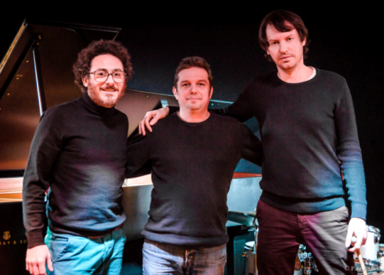 Olivier Hestin Trio R�sonances Parall�les � Paris 1er