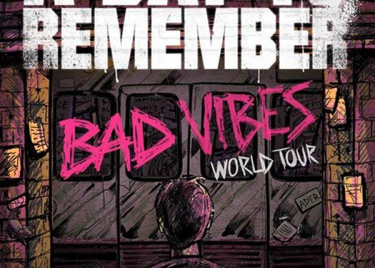 A Day To Remember � Paris 18�me